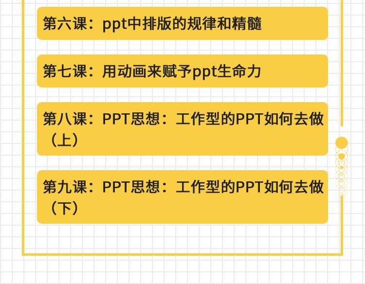 PPT教程 教你零基础做出高逼格ppt